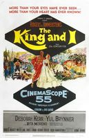 The King and I movie poster (1956) picture MOV_a3a43266