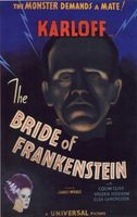Bride of Frankenstein movie poster (1935) picture MOV_a3a6ffb6