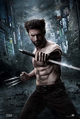 The Wolverine movie poster (2013) poster MOV_a3ac5d3b