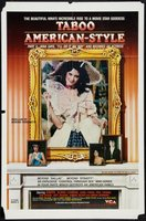 Taboo American Style: A Mini-Series Part 3 movie poster (1985) picture MOV_a3b61cdf
