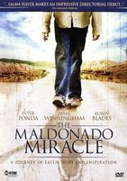 The Maldonado Miracle movie poster (2003) picture MOV_a3b71b6f