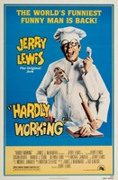 Hardly Working movie poster (1980) picture MOV_a3c92353