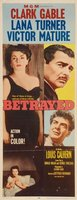 Betrayed movie poster (1954) picture MOV_a3d1d161