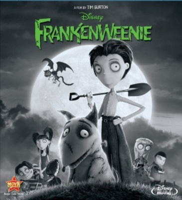 Frankenweenie movie poster (2012) poster MOV_a3d4e14f