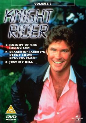 Knight Rider movie poster (1982) poster MOV_a3d87938