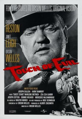 Touch of Evil movie poster (1958) poster MOV_a3dab54b