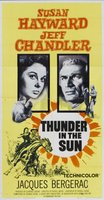 Thunder in the Sun movie poster (1959) picture MOV_a3e138e2