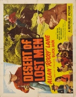 Desert of Lost Men movie poster (1951) picture MOV_a3e74fd8