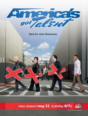 America's Got Talent movie poster (2006) poster MOV_a3f75017