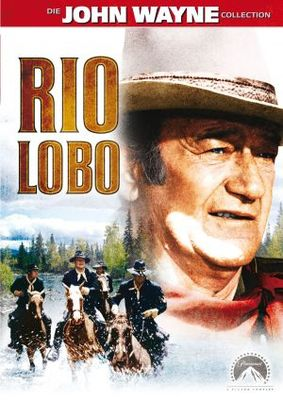 Rio Lobo movie poster (1970) poster MOV_a3f85d7f