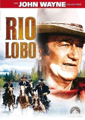 Rio Lobo movie poster (1970) poster MOV_a3f85d7f