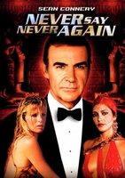 Never Say Never Again movie poster (1983) picture MOV_a3fa17f5