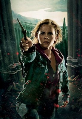 Harry Potter and the Deathly Hallows: Part II movie poster (2011) poster MOV_a3fdd148