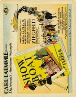 Show Boat movie poster (1929) picture MOV_a407b6b3