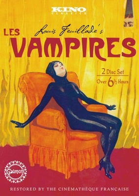 Les vampires movie poster (1915) poster MOV_a407d914