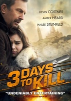 Three Days to Kill movie poster (2014) picture MOV_a40a7661