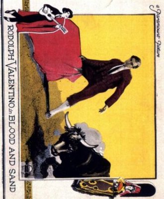 Blood and Sand movie poster (1922) poster MOV_a40eb8e4