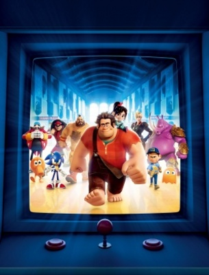 Wreck-It Ralph movie poster (2012) poster MOV_a4118843