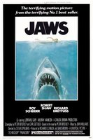 Jaws movie poster (1975) picture MOV_a4183f3d