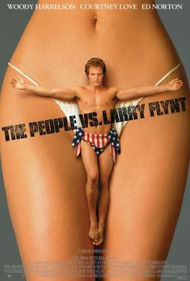 The People Vs Larry Flynt movie poster (1996) poster MOV_a41e0d88