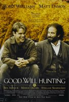 Good Will Hunting movie poster (1997) picture MOV_a4210c61