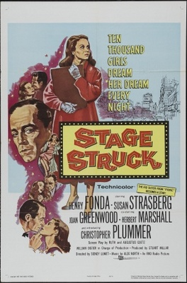 Stage Struck movie poster (1958) poster MOV_a4285fb6