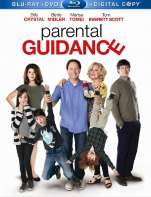 Parental Guidance movie poster (2012) poster MOV_a42f2ad7