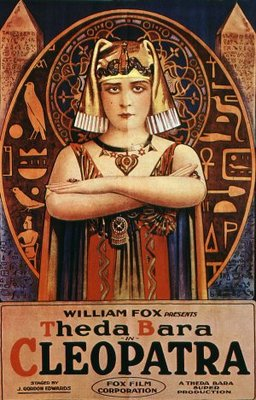 Cleopatra movie poster (1917) poster MOV_a42fafc6