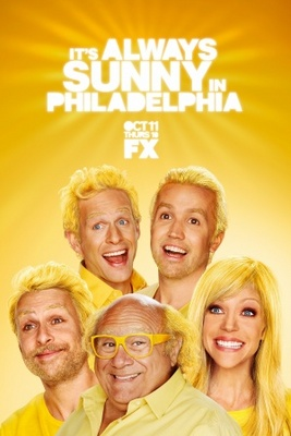 It's Always Sunny in Philadelphia movie poster (2005) poster MOV_a4304a40