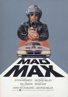 Mad Max movie poster (1979) poster MOV_a4318f66