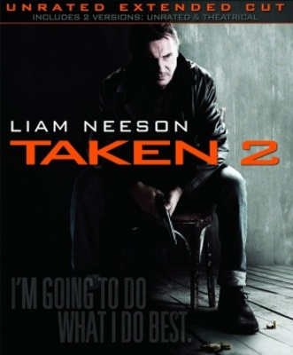 Taken 2 movie poster (2012) poster MOV_a432001b