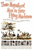 Those Magnificent Men In Their Flying Machines movie poster (1965) picture MOV_a4383ba9