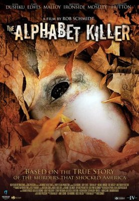The Alphabet Killer movie poster (2007) poster MOV_a43ba56d