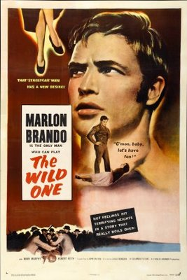 The Wild One movie poster (1953) poster MOV_a43c2d8b