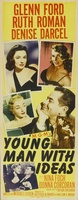 Young Man with Ideas movie poster (1952) picture MOV_a43fc0b1