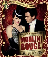Moulin Rouge movie poster (2001) picture MOV_a4417f74