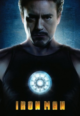 Iron Man movie poster (2008) poster MOV_a448540d