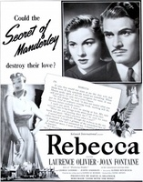 Rebecca movie poster (1940) picture MOV_a4496fe0