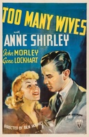 Too Many Wives movie poster (1937) picture MOV_a44b4b67