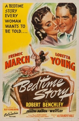 Bedtime Story movie poster (1941) poster MOV_a44d2c54