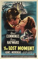 The Lost Moment movie poster (1947) picture MOV_a4531a80