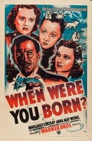 When Were You Born movie poster (1938) picture MOV_a455ba80