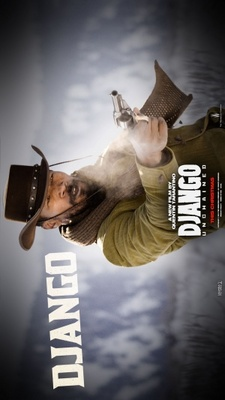 Django Unchained movie poster (2012) poster MOV_a456a2d0