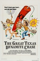 The Great Texas Dynamite Chase movie poster (1976) picture MOV_a45a421c