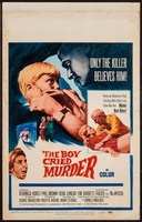 The Boy Cried Murder movie poster (1966) picture MOV_b0d21574
