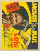 Jackass Mail movie poster (1942) picture MOV_a45c08ec
