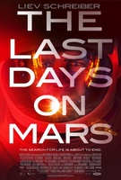 The Last Days on Mars movie poster (2013) picture MOV_a45e6c7a