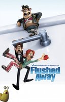 Flushed Away movie poster (2006) picture MOV_a460734a