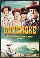 Gunsmoke movie poster (1955) picture MOV_a463643b