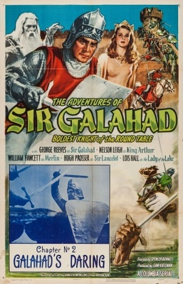 The Adventures of Sir Galahad movie poster (1949) poster MOV_a46867d9